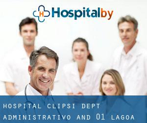 Hospital Clipsi-Dept Administrativo-And 01 Lagoa Seca