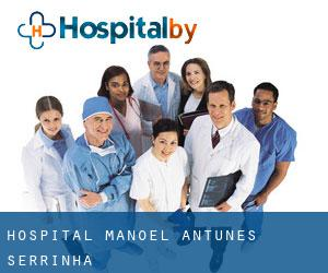 Hospital Manoel Antunes (Serrinha)